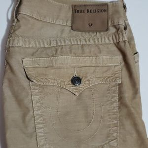 True Religion Ricky Relaxed Straight Pants